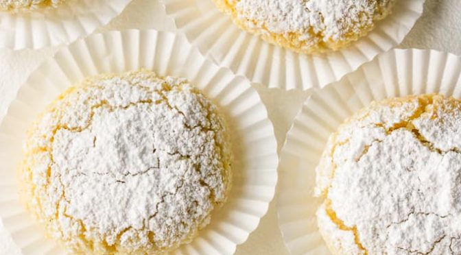 Erice Almond Cookies