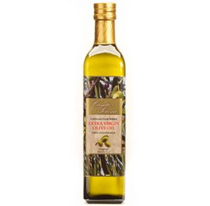 Cassata Sonoma Winery & Vineyard's specialty gourmet extra virgin olive oil.